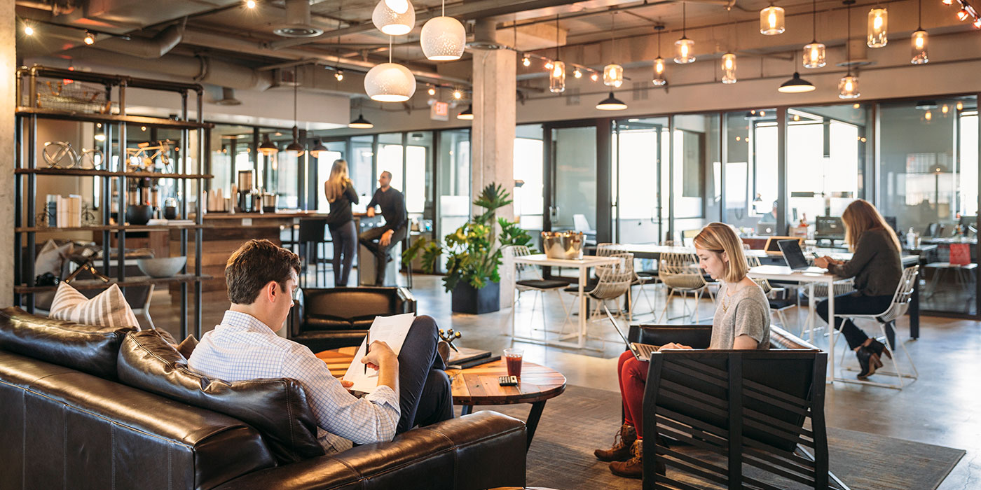 Coworking Is The New Normal