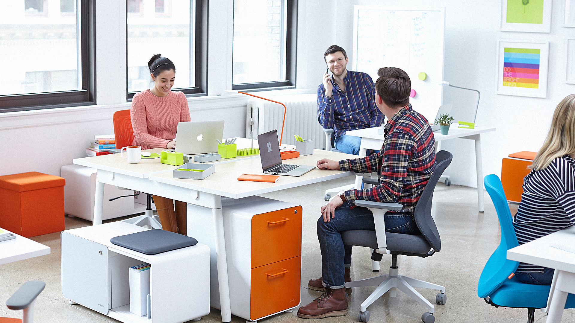 Choosing The Right Office Furniture