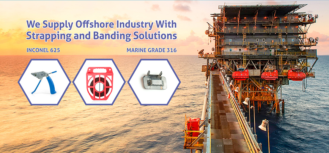 Company Aims To Provide Stainless Steel Strapping For Additional Industries