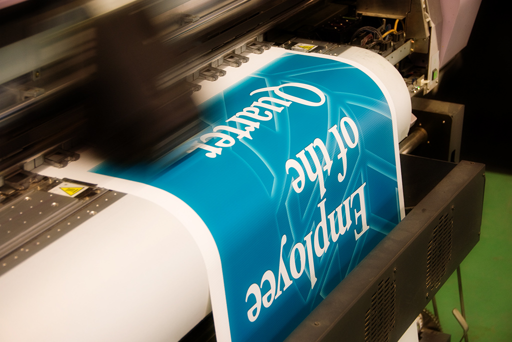 Choosing To Go With PVC Banner Printing